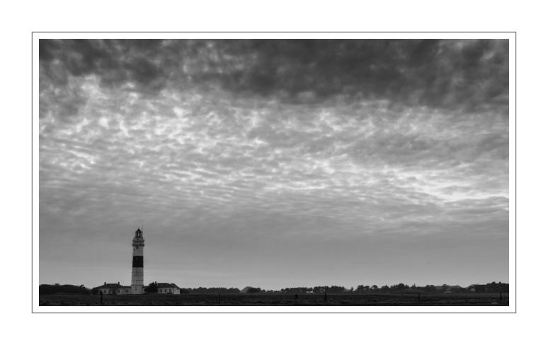 Kampen Leuchtturm SW