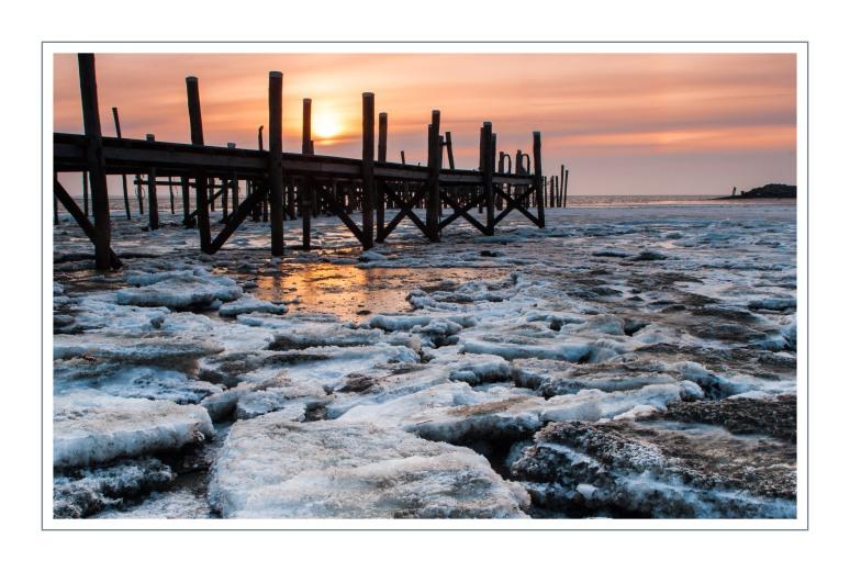 Ranzum Hafen Eis 2