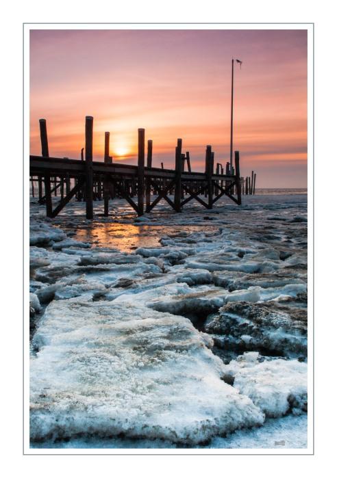 Ranzum Hafen Eis 3